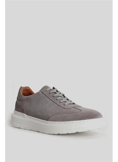 Lufian Toledo Süet Sneaker  Vizon